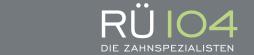 Ihr Zahnarzt in Essen-Rüttenscheid - Zahnarztpraxis RUE104 Dr. Rohlfing und Kollegen
