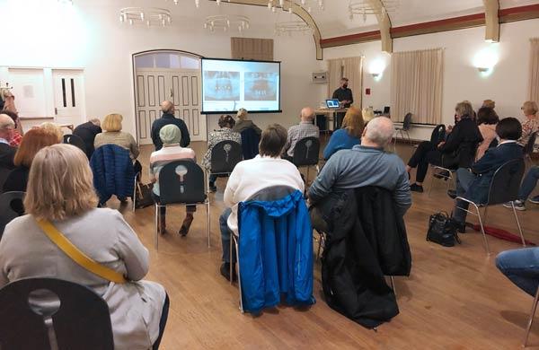 Patienten Veranstaltung im Kloster Saarn in Mühlheim