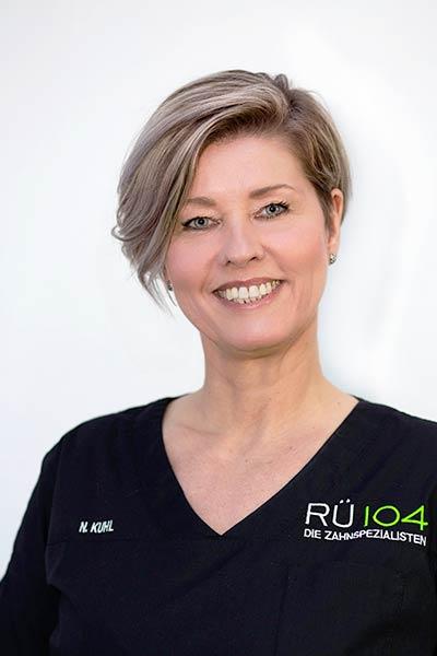 Nadine Kuhl, Prophylaxe Rue104