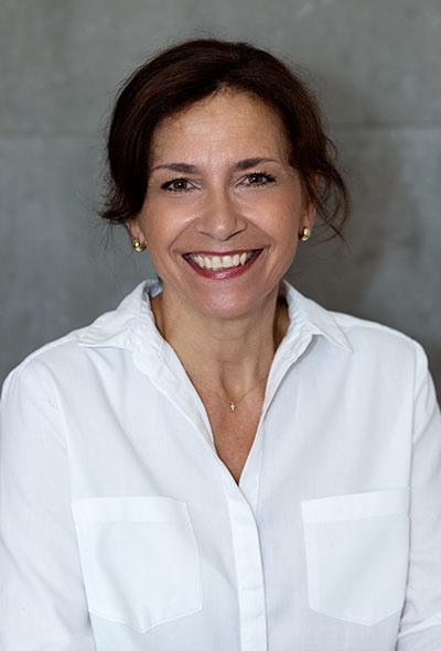 Petra Goppert, Praxis-Managerin